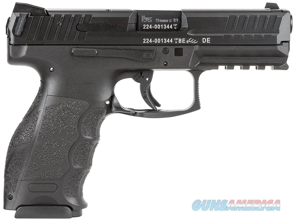 HK VP9 9mm 15+1 capacity FREE SHIPPING  Guns > Pistols > Heckler & Koch Pistols > Polymer Frame