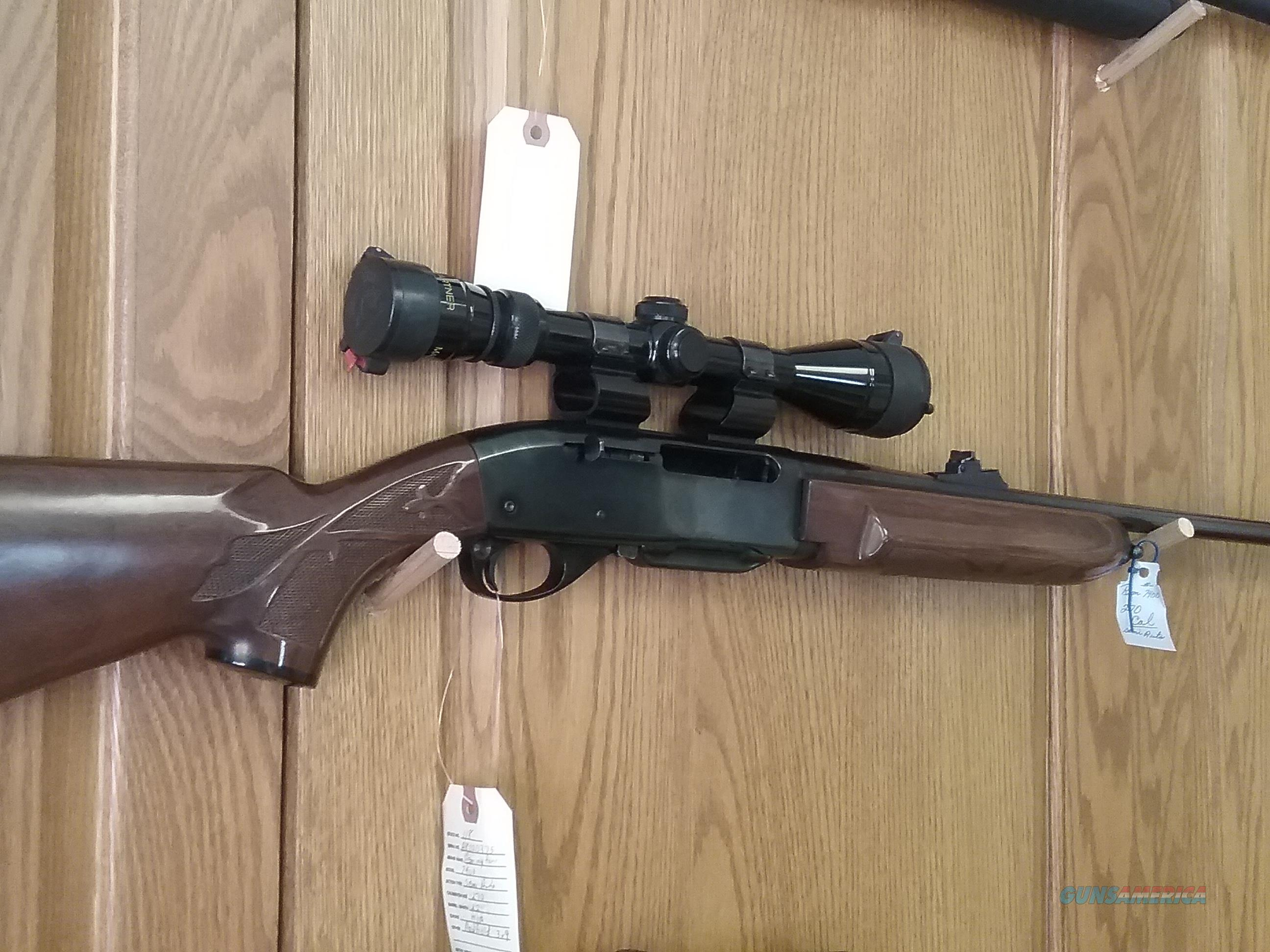 Remington 7400 SemiAuto   Guns > Rifles > Remington Rifles - Modern > Other