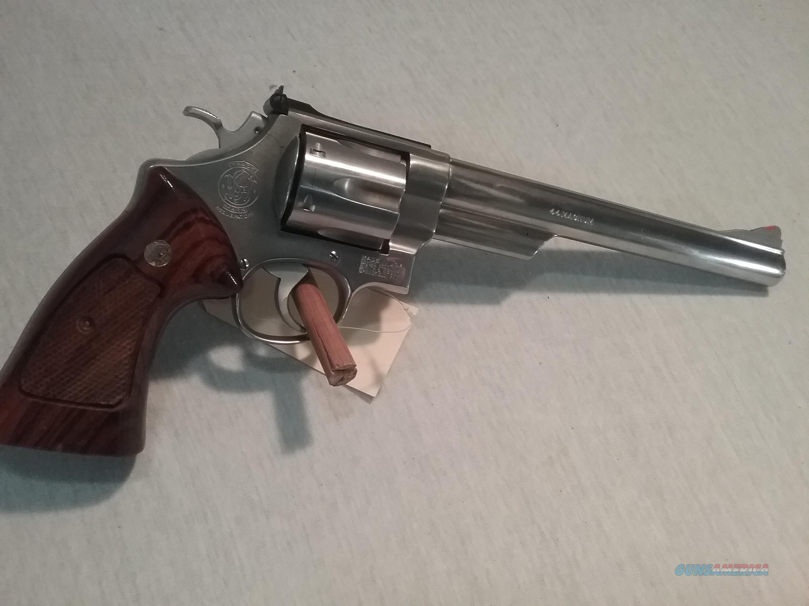 Smith&Wesson 629-1  Guns > Pistols > Smith & Wesson Revolvers > Model 629