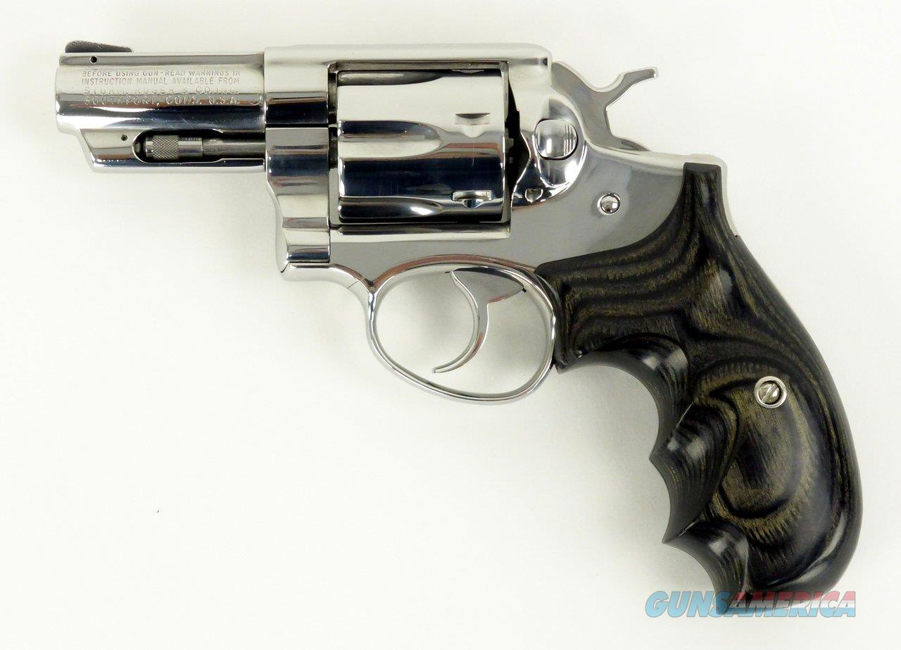 Ruger Speed-Six .357 Magnum Caliber Revolver  Guns > Pistols > Ruger Double Action Revolver > Security Six Type