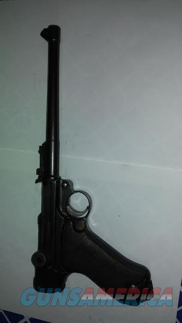 Artillery Lugar Dwm year man 1915 9 mm  Guns > Pistols > Luger Pistols
