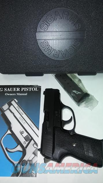 Sig 239  .357 sig extra mag, box and papers. As new. Stainless gun.  Guns > Pistols > Sig - Sauer/Sigarms Pistols > P239