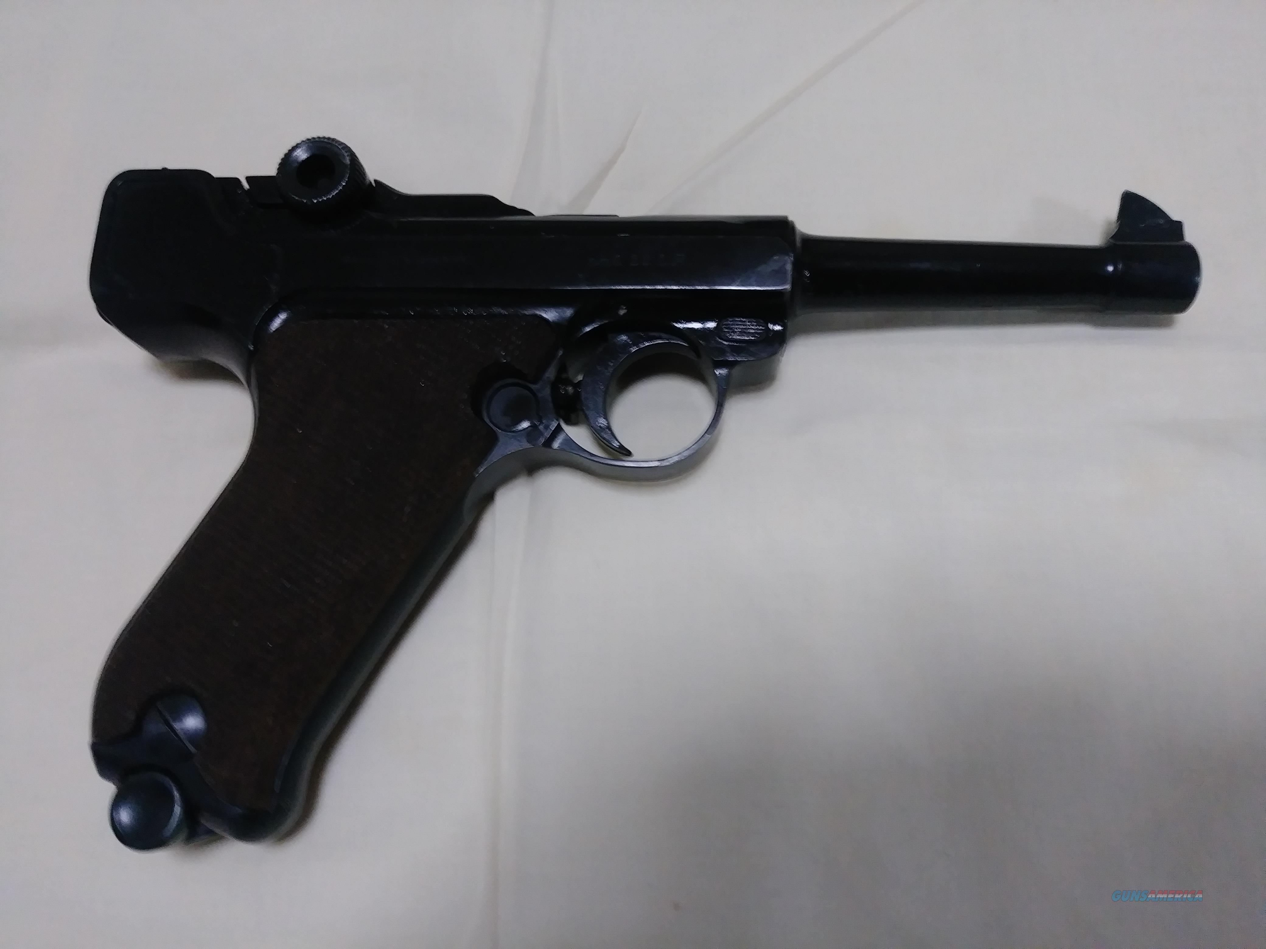 Stoeger Luger 22 long Rifle  Guns > Pistols > Luger Pistols