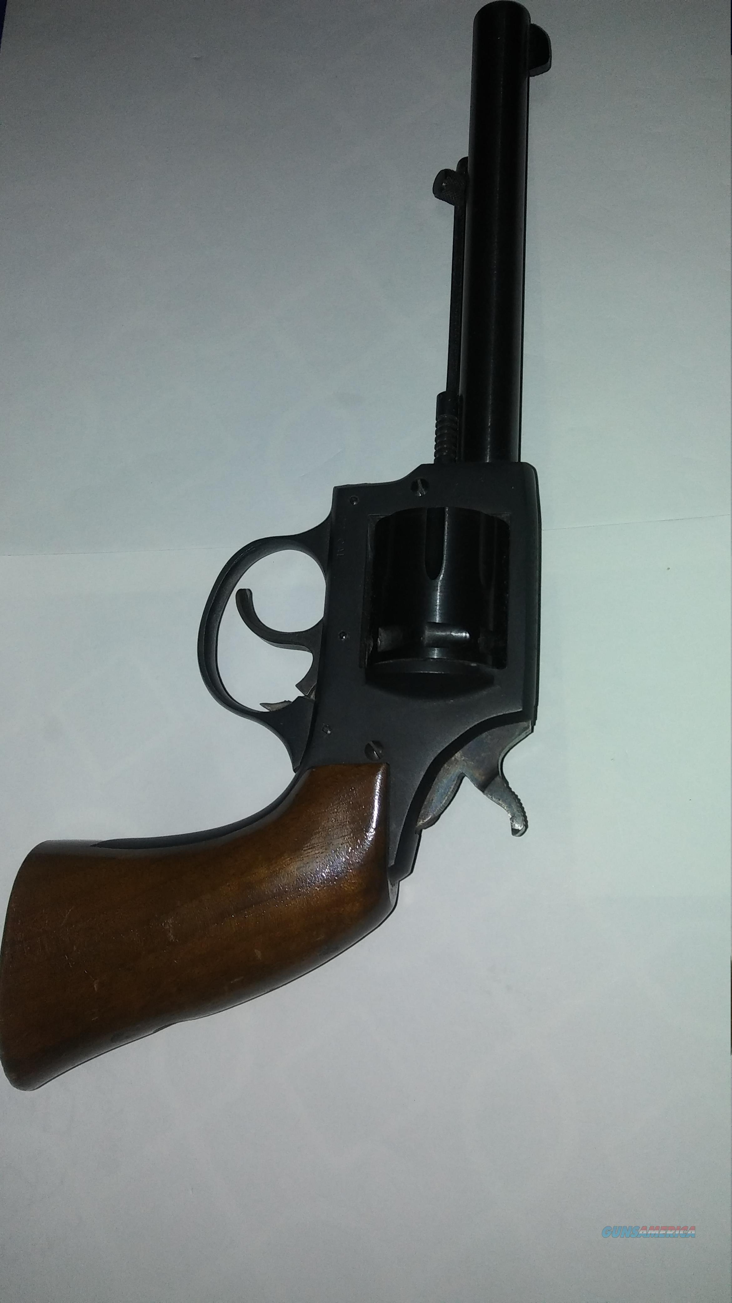 "Iver Johnson Model 50 .22 DA Sidewinder 6""  Guns > Pistols > Iver Johnson Pistols"