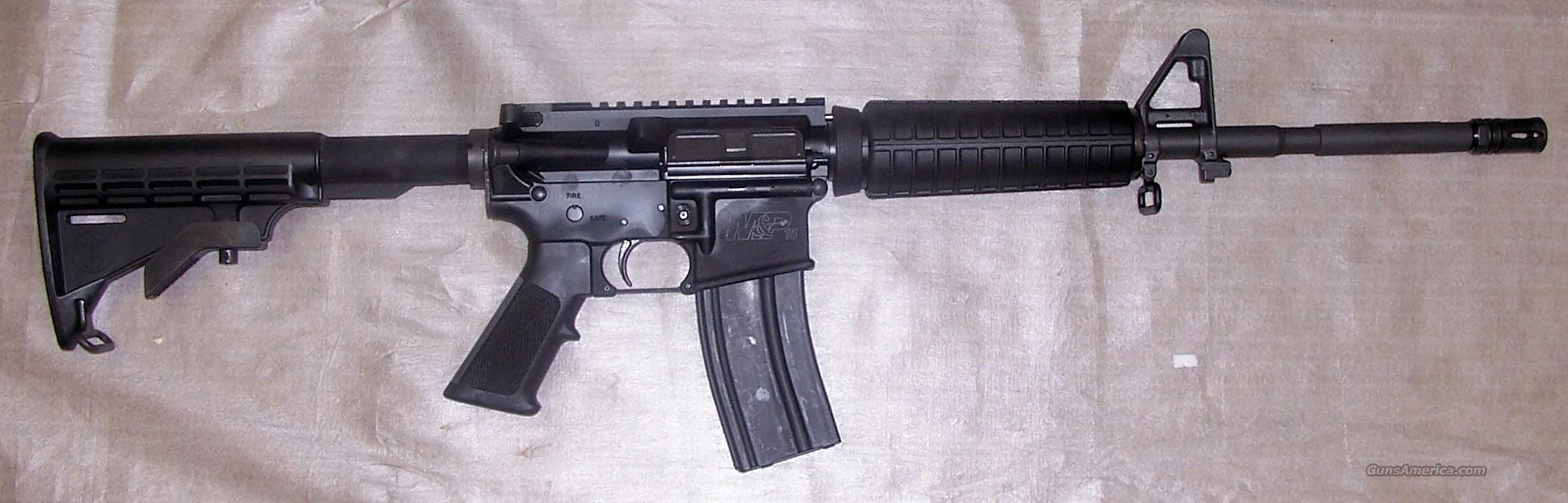 Smith & Wesson M&P15R 5.45X39 caliber  Guns > Rifles > AR-15 Rifles - Small Manufacturers > Complete Rifle