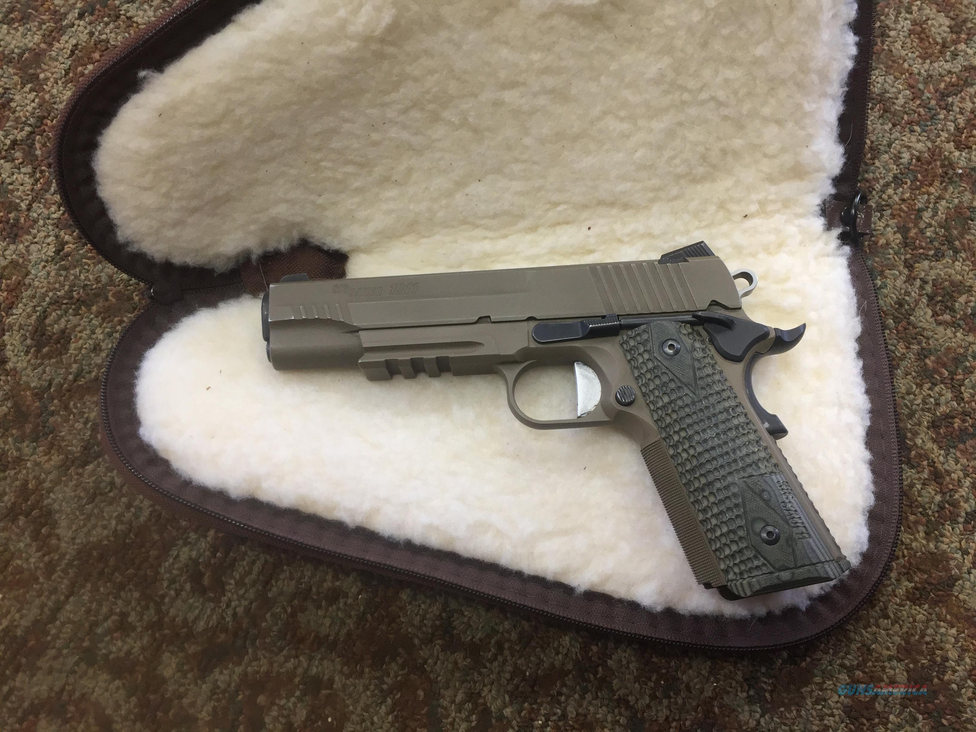 Sig 1911.  Free shipping   Guns > Pistols > 1911 Pistol Copies (non-Colt)