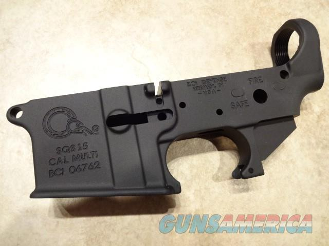 BCI Defense M16 Cut Stripped Lower AR-15 Legal to Own!  Guns > Rifles > AR-15 Rifles - Small Manufacturers > Lower Only