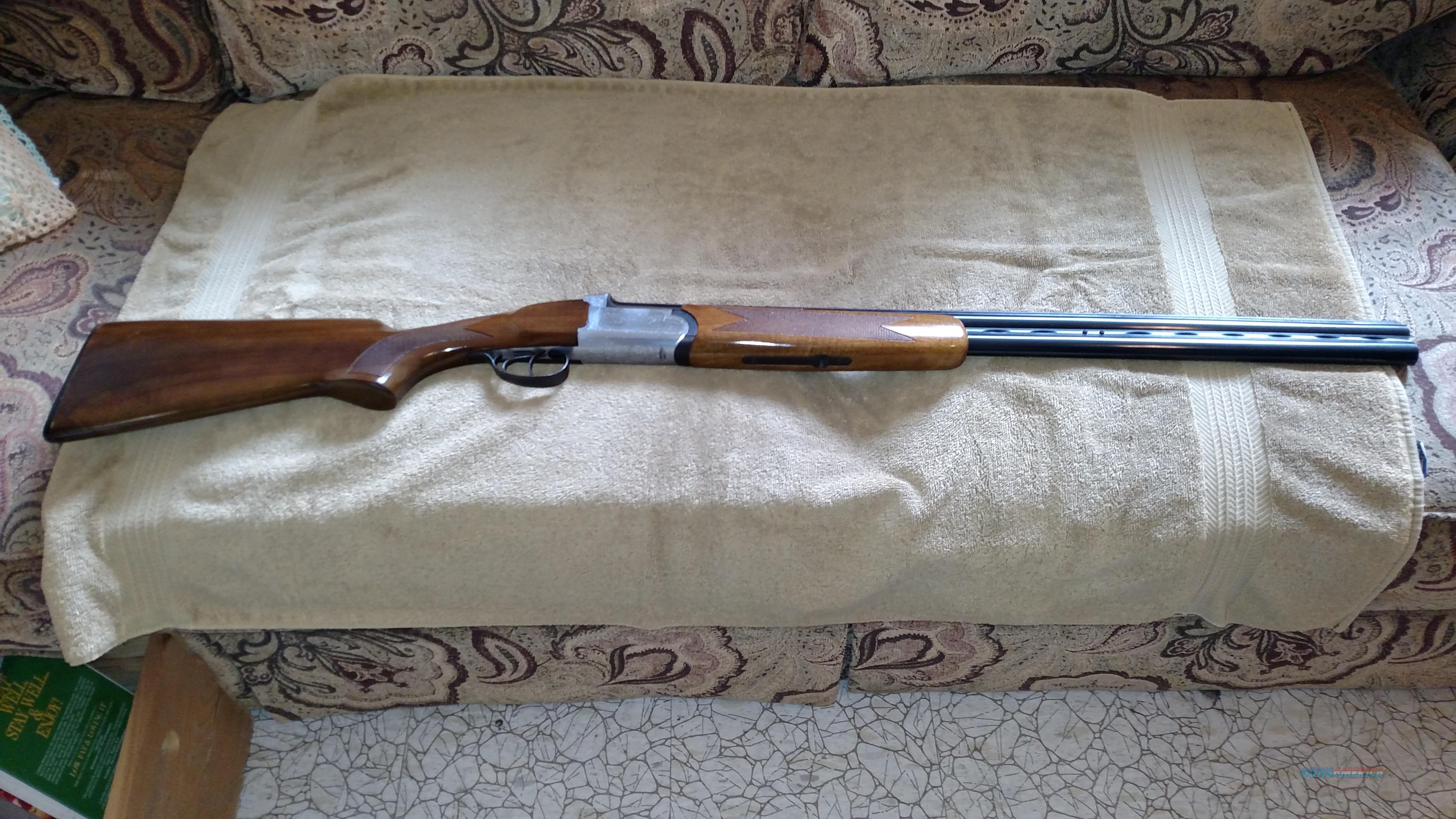 Maroccini (Italy) 12-gauge Over/Under Shotgun for sale