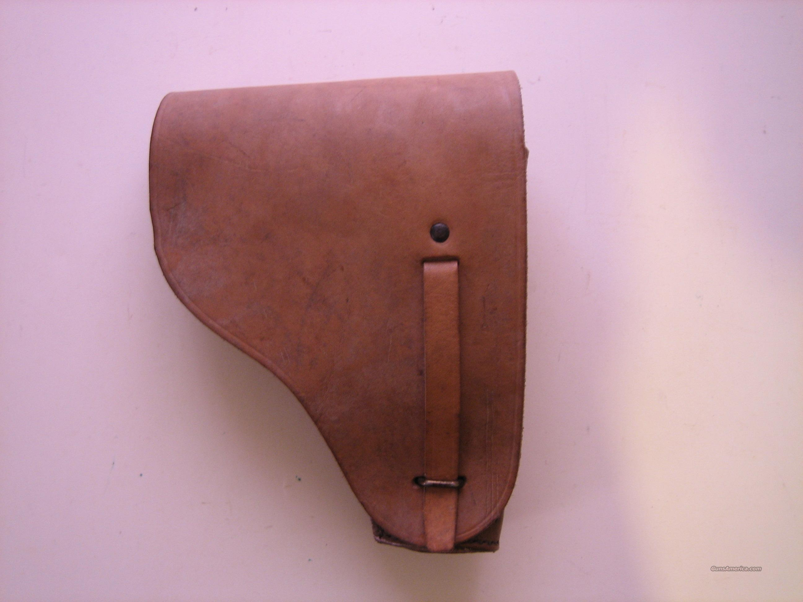MAB model D   French Holster (ORIGINAL)  Non-Guns > Holsters and Gunleather > Military