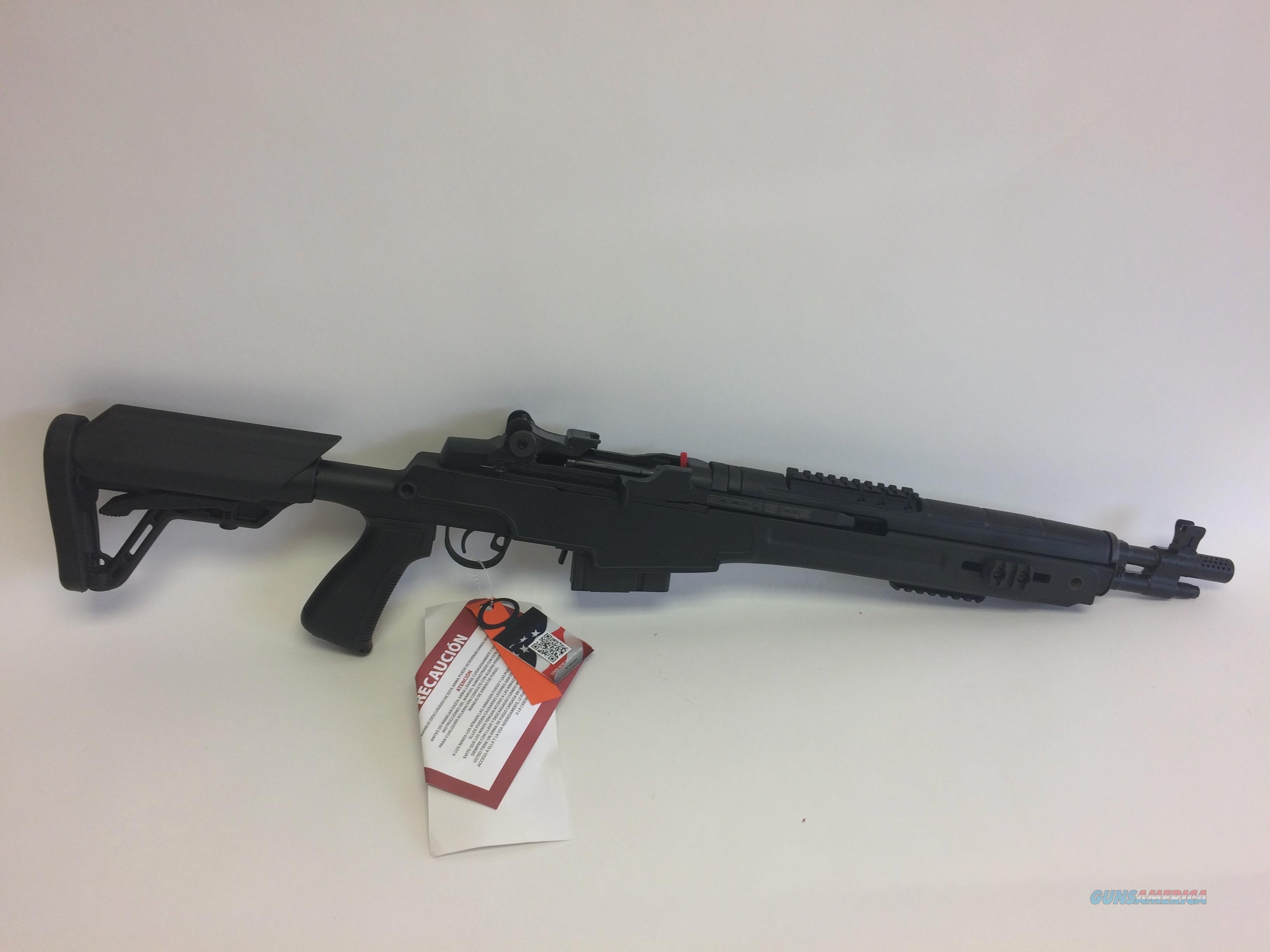 Springfield Socom 16 CQB NEW IN BOX NO CC FEES - PRICE CUT MUST GO  Guns > Rifles > Springfield Armory Rifles > M1A/M14