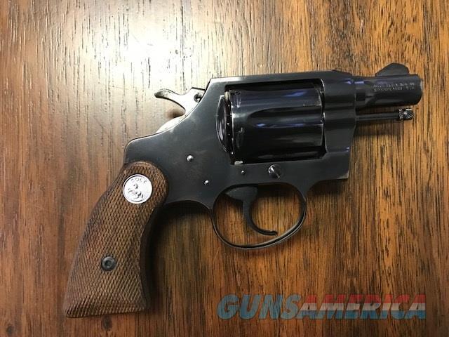 Colt Detective Special .38 spcl  Guns > Pistols > Colt Double Action Revolvers- Modern