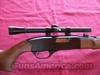 Winchester Model 190 cal. 22 LR semi-auto Rifle   Guns > Rifles > Winchester Rifles - Modern Bolt/Auto/Single > Autoloaders