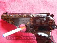 REDUCED V. Bernardelli Model 80, cal. 380ACP Blued Semi-Automatic Pistol  Guns > Pistols > Beretta Pistols > Rare & Collectible