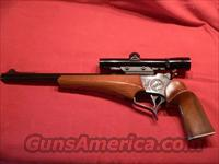 Thompson Center Contender .35 Remington caliber  Guns > Pistols > Thompson Center Pistols > Contender