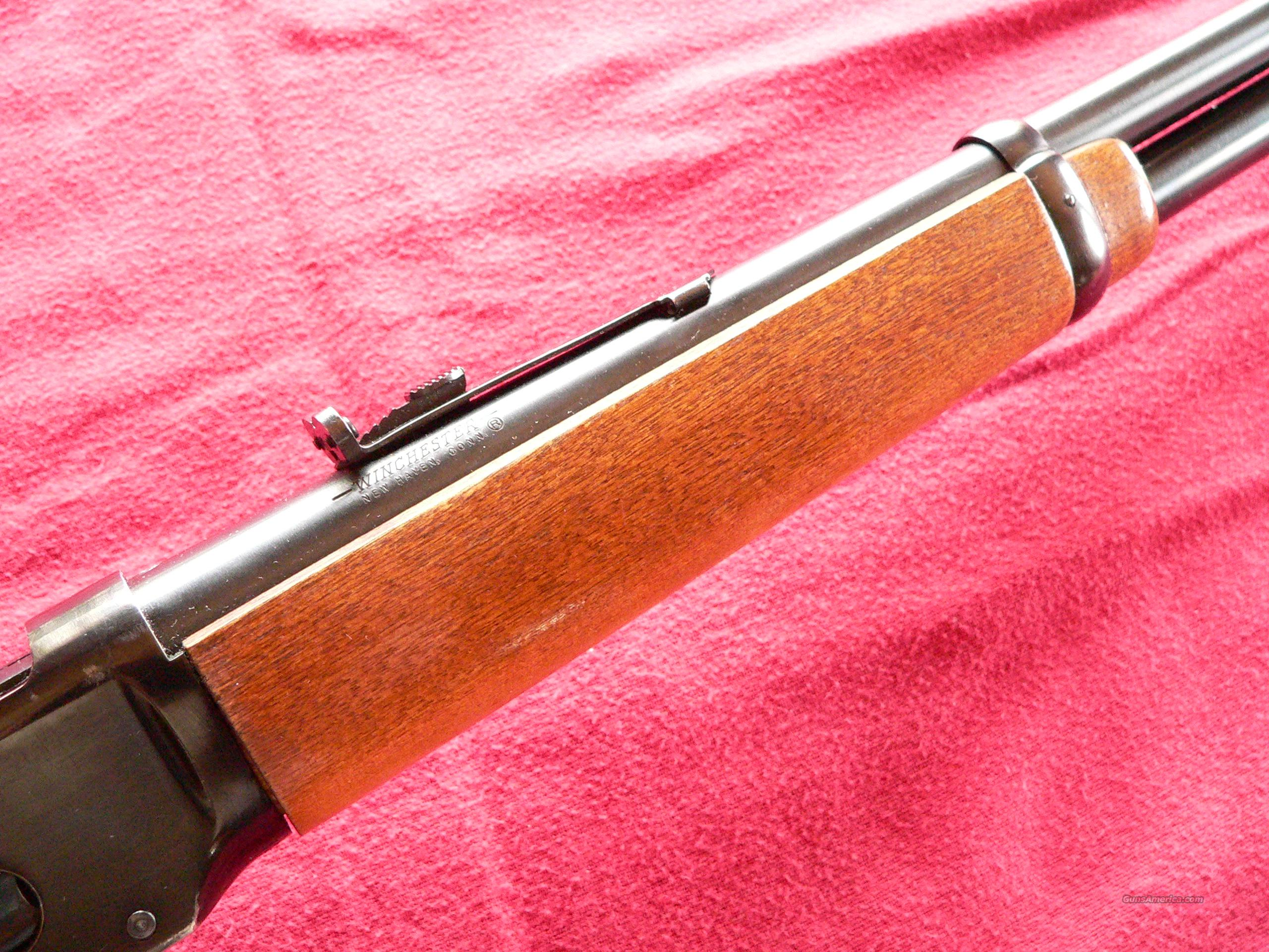 Winchester Model 94 (post-64) cal. 30-30 Lever-action Rifle  Guns > Rifles > Winchester Rifles - Modern Lever > Model 94 > Post-64