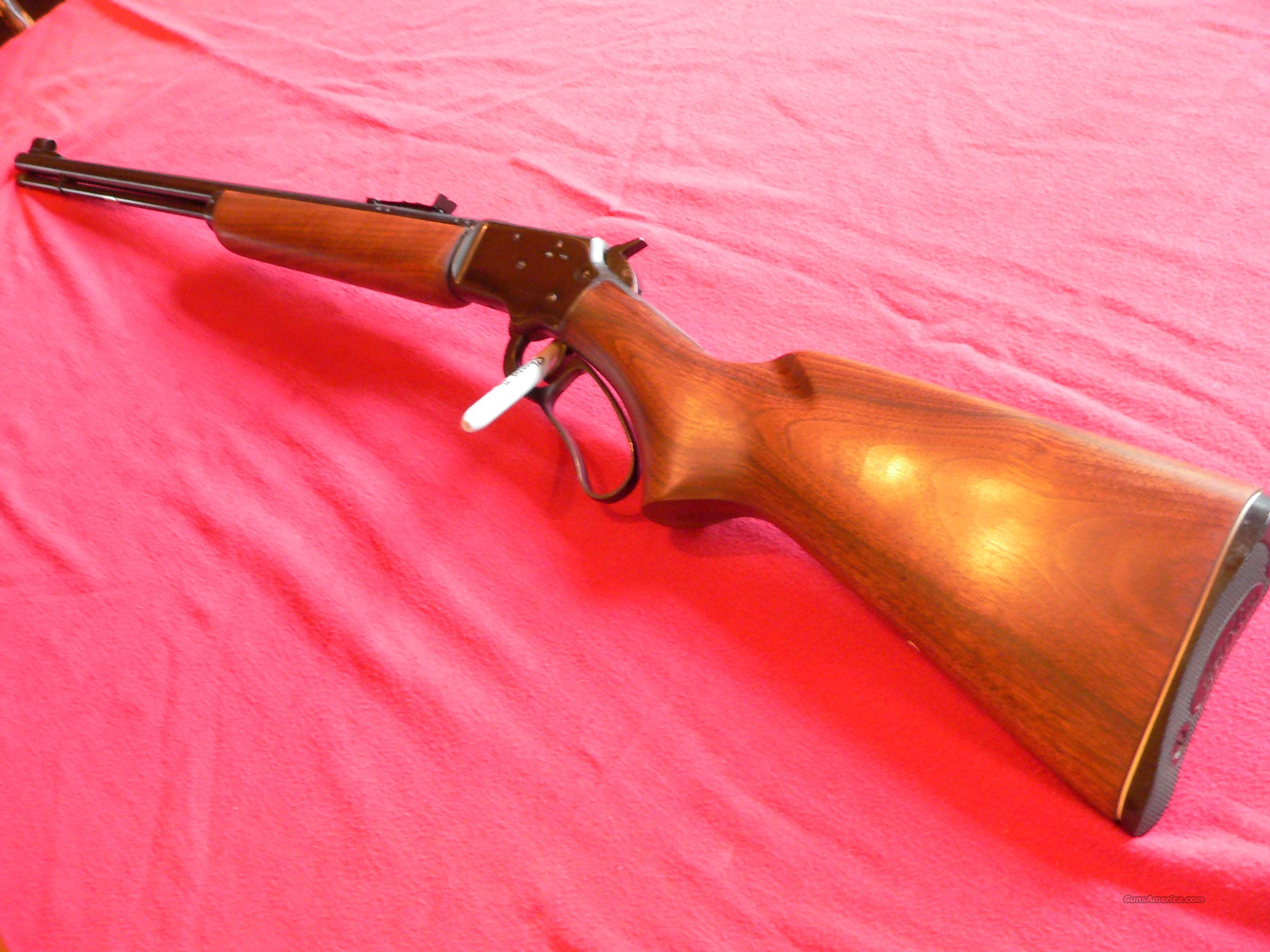 Marlin Model 39A (early model mfg. in 1955) cal. 22LR Lever-action Rifle   Guns > Rifles > Marlin Rifles > Modern > Lever Action