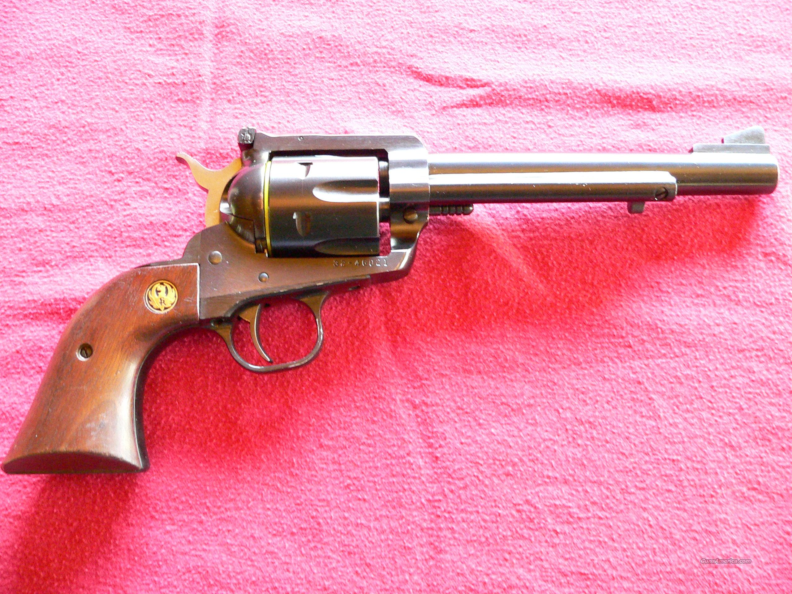REDUCED Ruger New Model Blackhawk cal. 357 Magnum Revolver   Guns > Pistols > Ruger Single Action Revolvers > Blackhawk Type