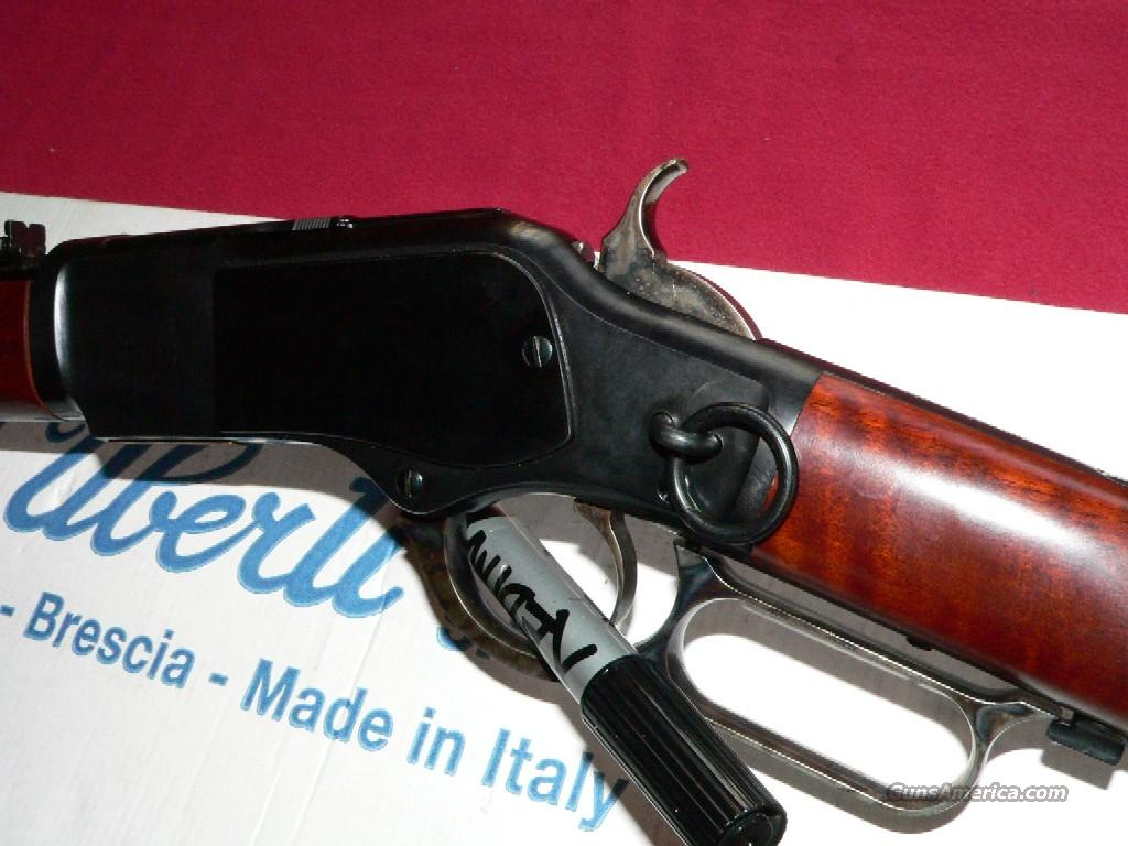 REDUCED AGAIN Uberti (Navy Arms importer) Model 1873 SRC 357 Magnum Lever-action Rifle  Guns > Rifles > Uberti Rifles > Lever Action