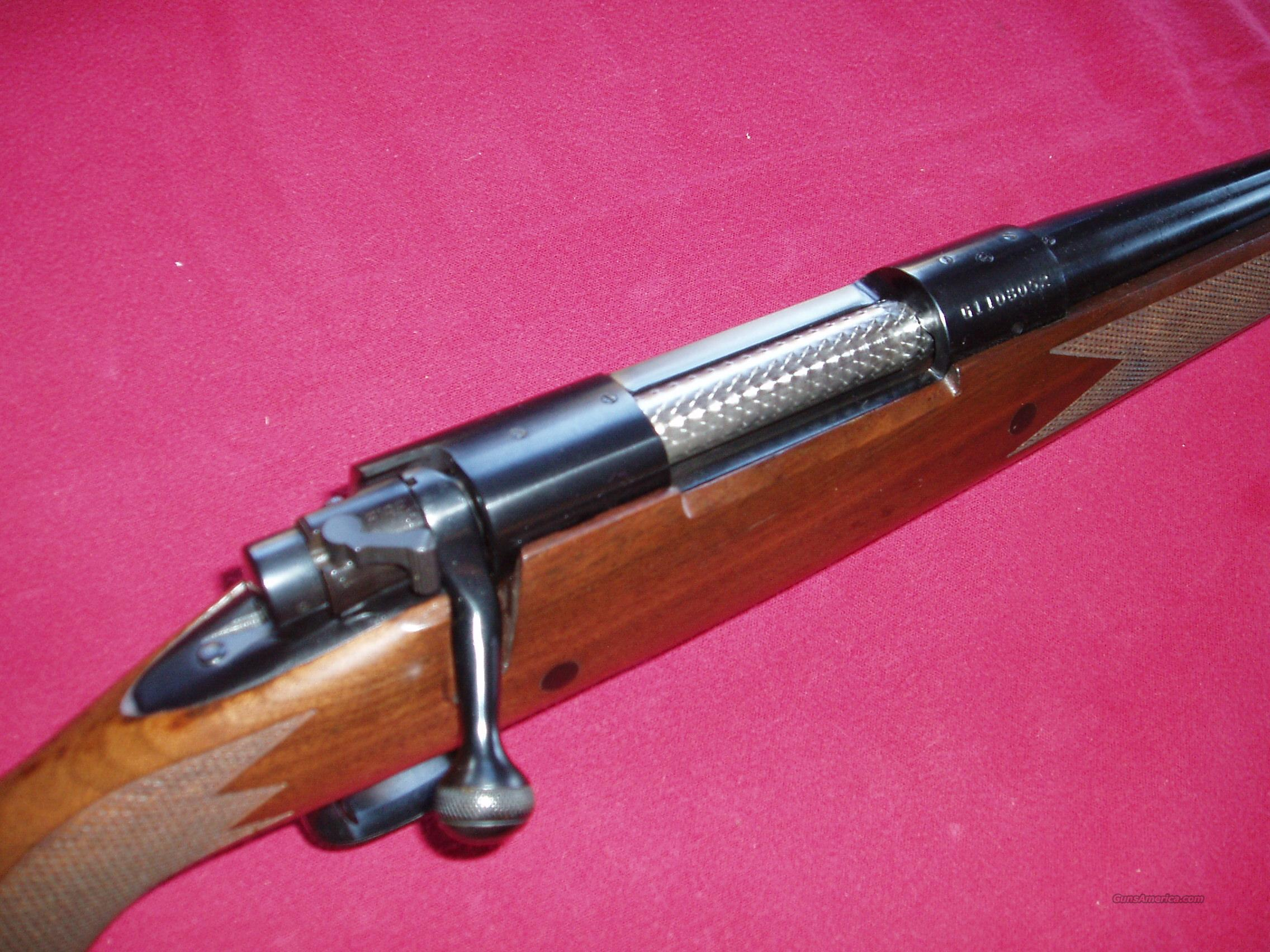 Winchester Model 70 post-64 .338 Win. Mag. Rifle  Guns > Rifles > Winchester Rifles - Modern Bolt/Auto/Single > Model 70 > Post-64