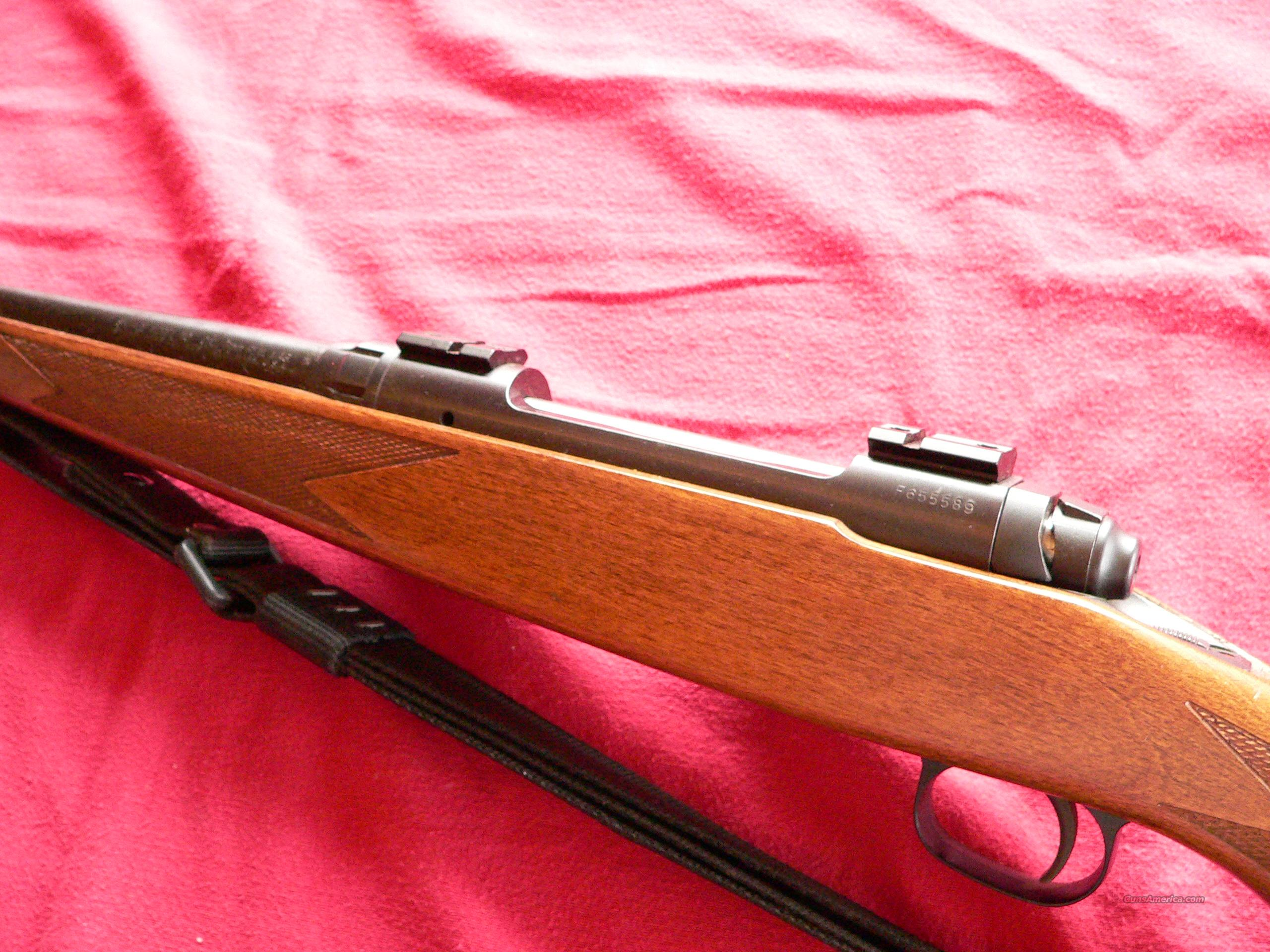 Savage Model 110 cal. 7mm Remington Mag. Bolt-action Rifle   Guns > Rifles > Savage Rifles > Standard Bolt Action > Sporting