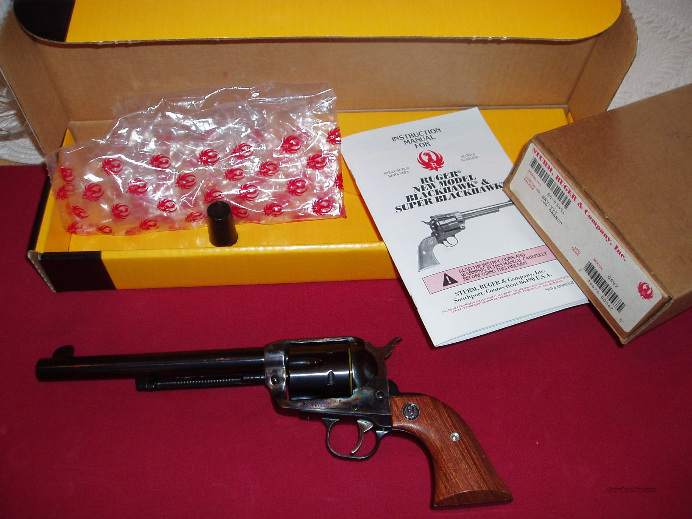 REDUCED AGAIN Ruger Vaquero Model (old style) 44 Rem. Mag. Revolver  Guns > Pistols > Ruger Single Action Revolvers > Cowboy Action