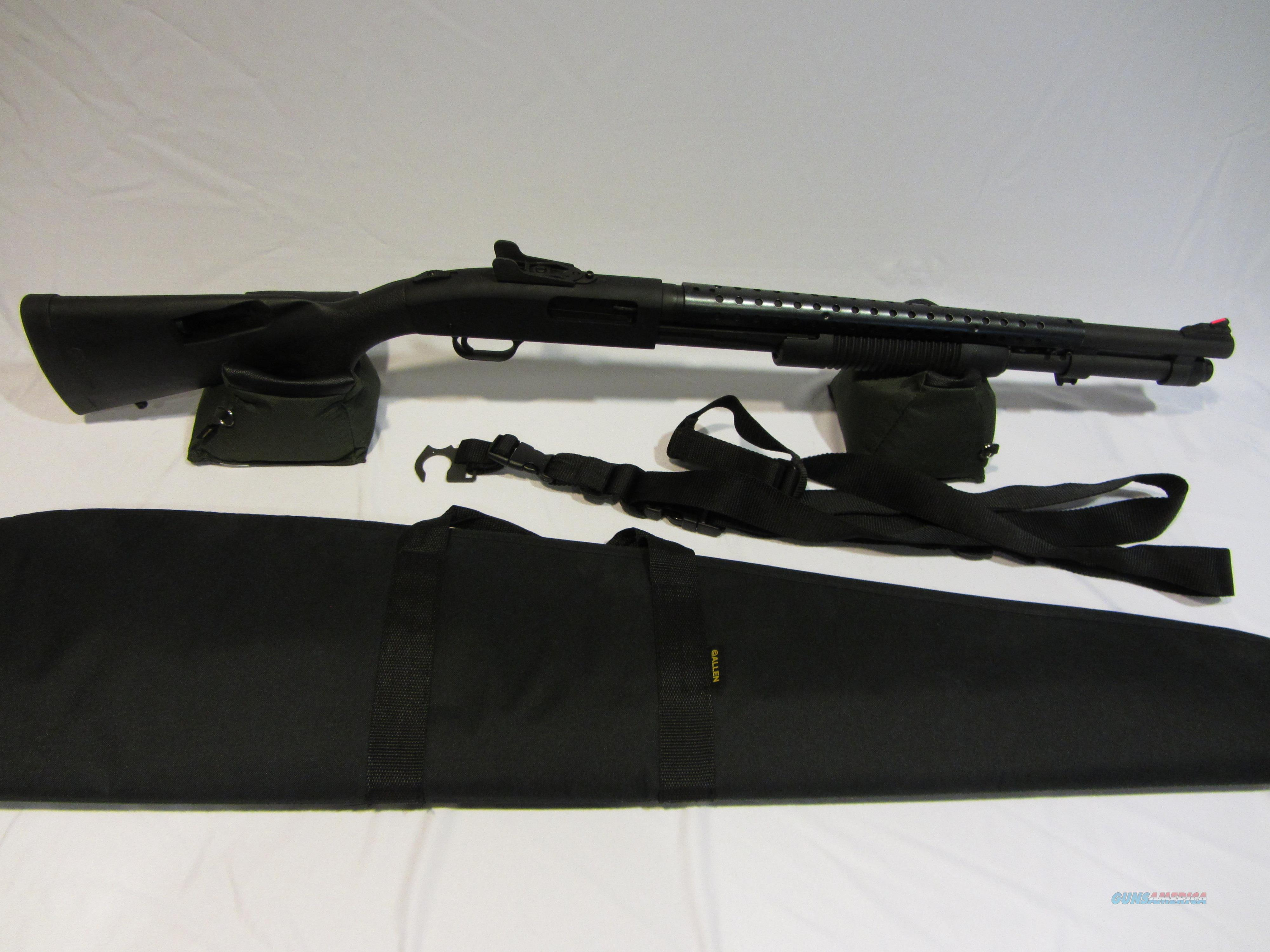 "Mossberg 590 20""+ Bag -Great Condition!  Guns > Shotguns > Mossberg Shotguns > Pump > Tactical"