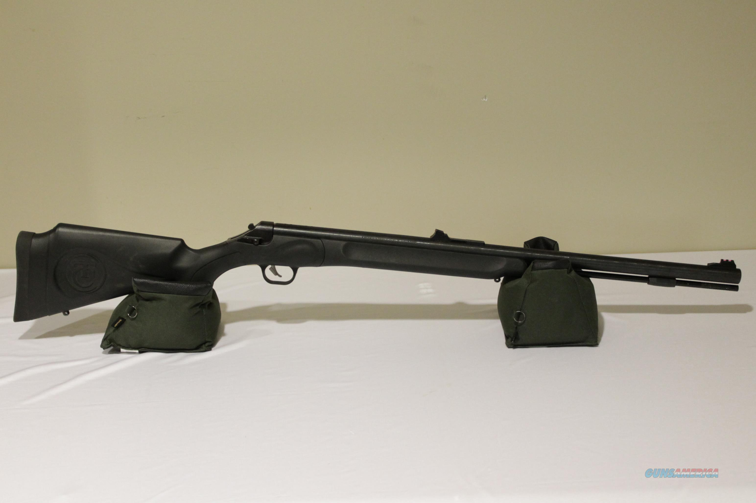 "Thompson/Center Impact Muzzleloader .50 cal Black Powder Rifle 26""  Guns > Rifles > Thompson Center Muzzleloaders > Inline Style"