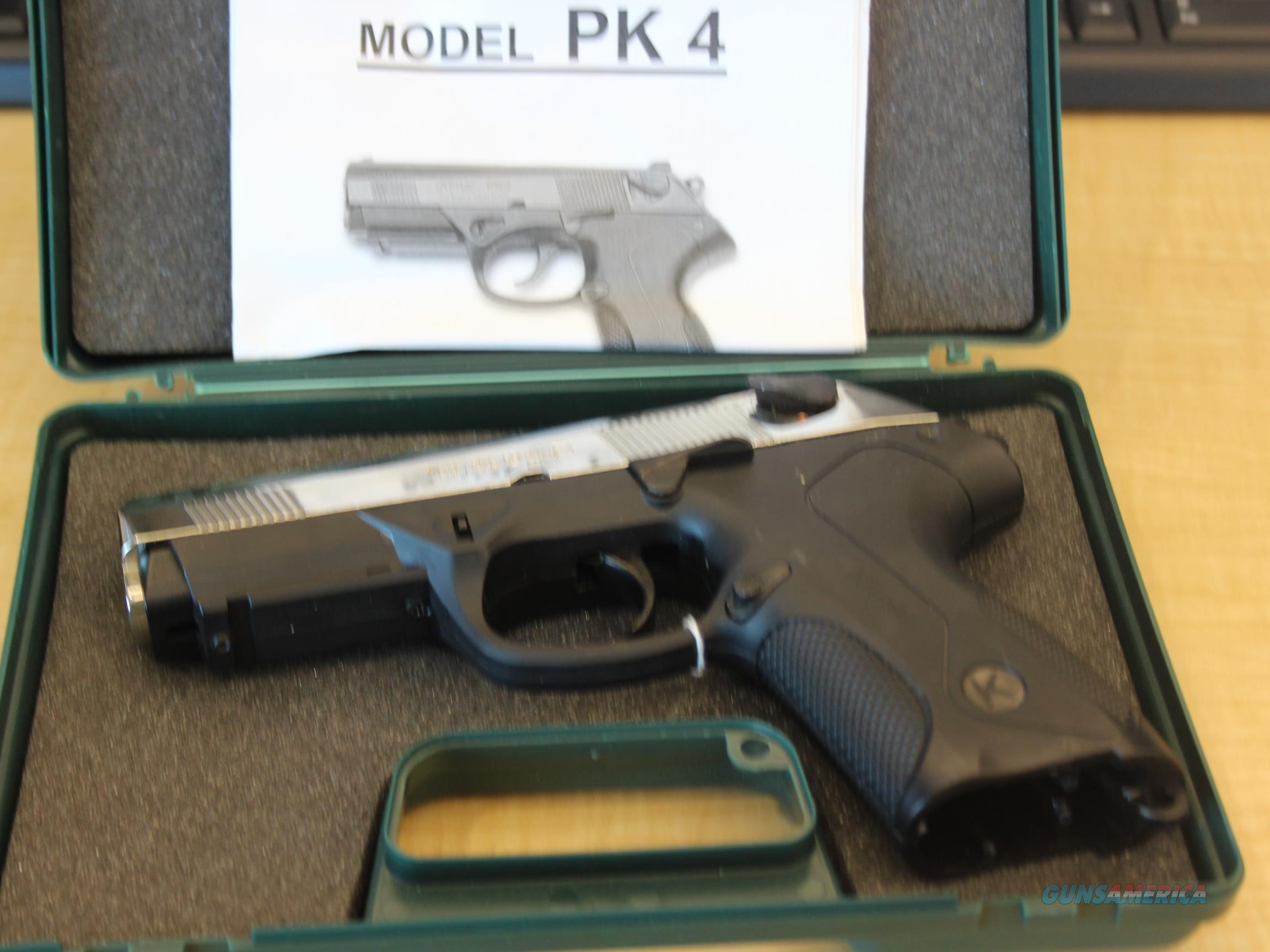 Kimar PK4 9 mm Blank  Guns > Pistols > K Misc Pistols