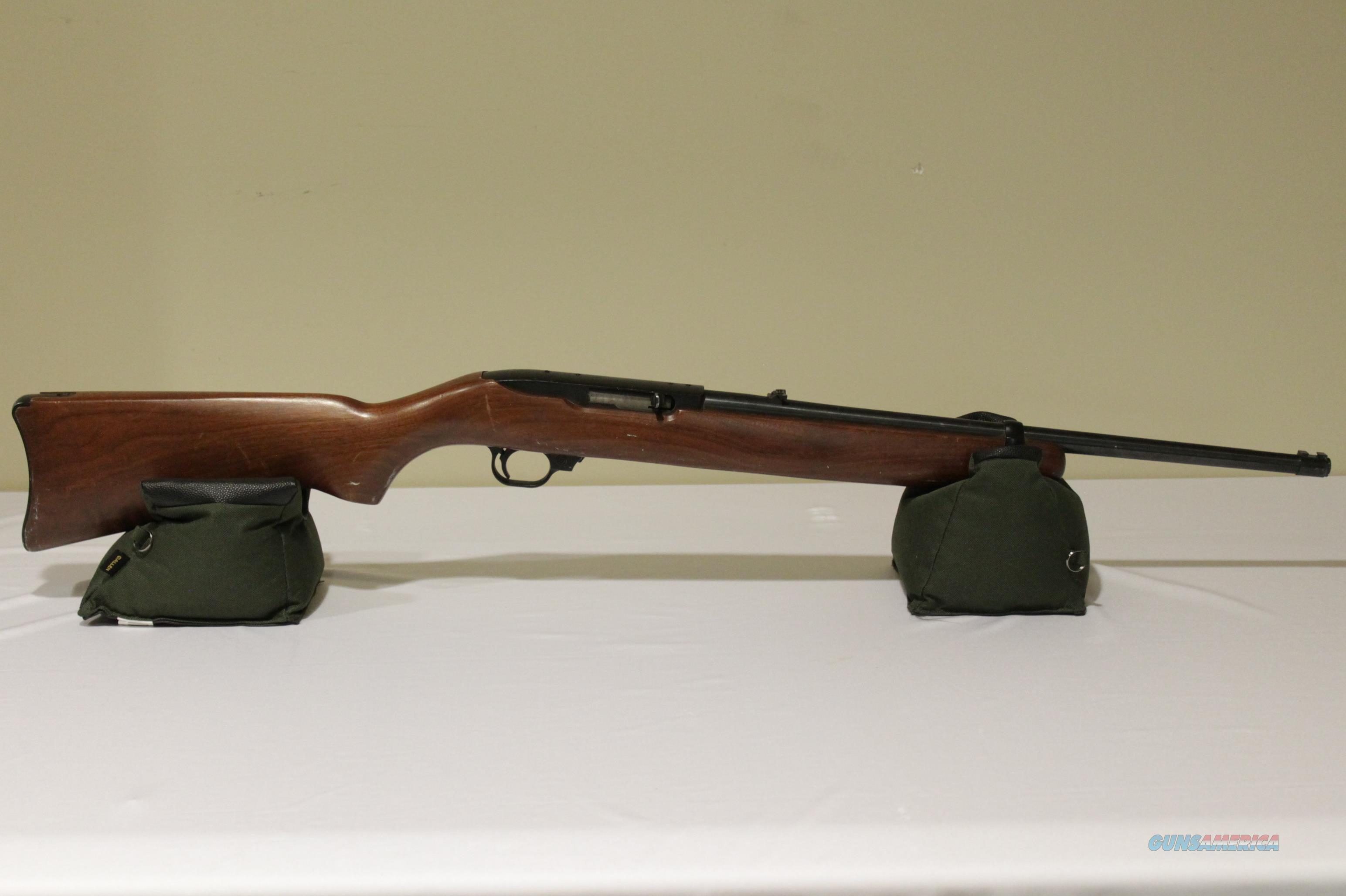 Ruger Model 10/22 Sporter Semi-Auto Rifle .22 L.R.  Guns > Rifles > Ruger Rifles > 10-22