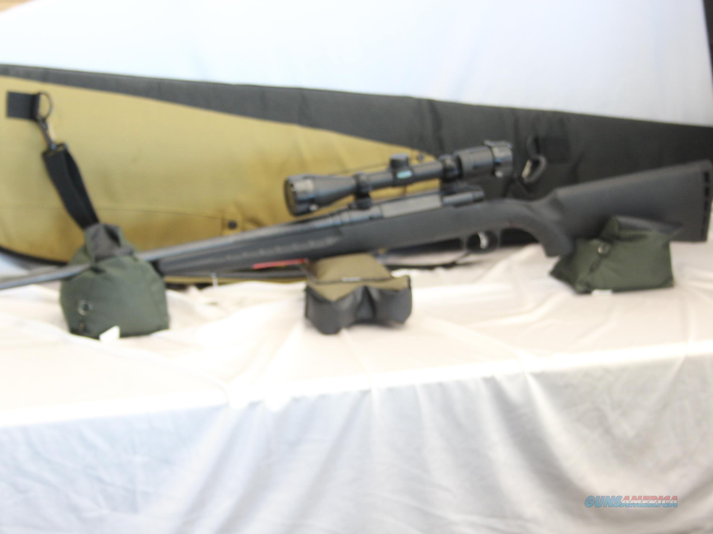 Savage Axis .30-06 Springfield Bolt-Action Rifle  Guns > Rifles > Savage Rifles > Axis