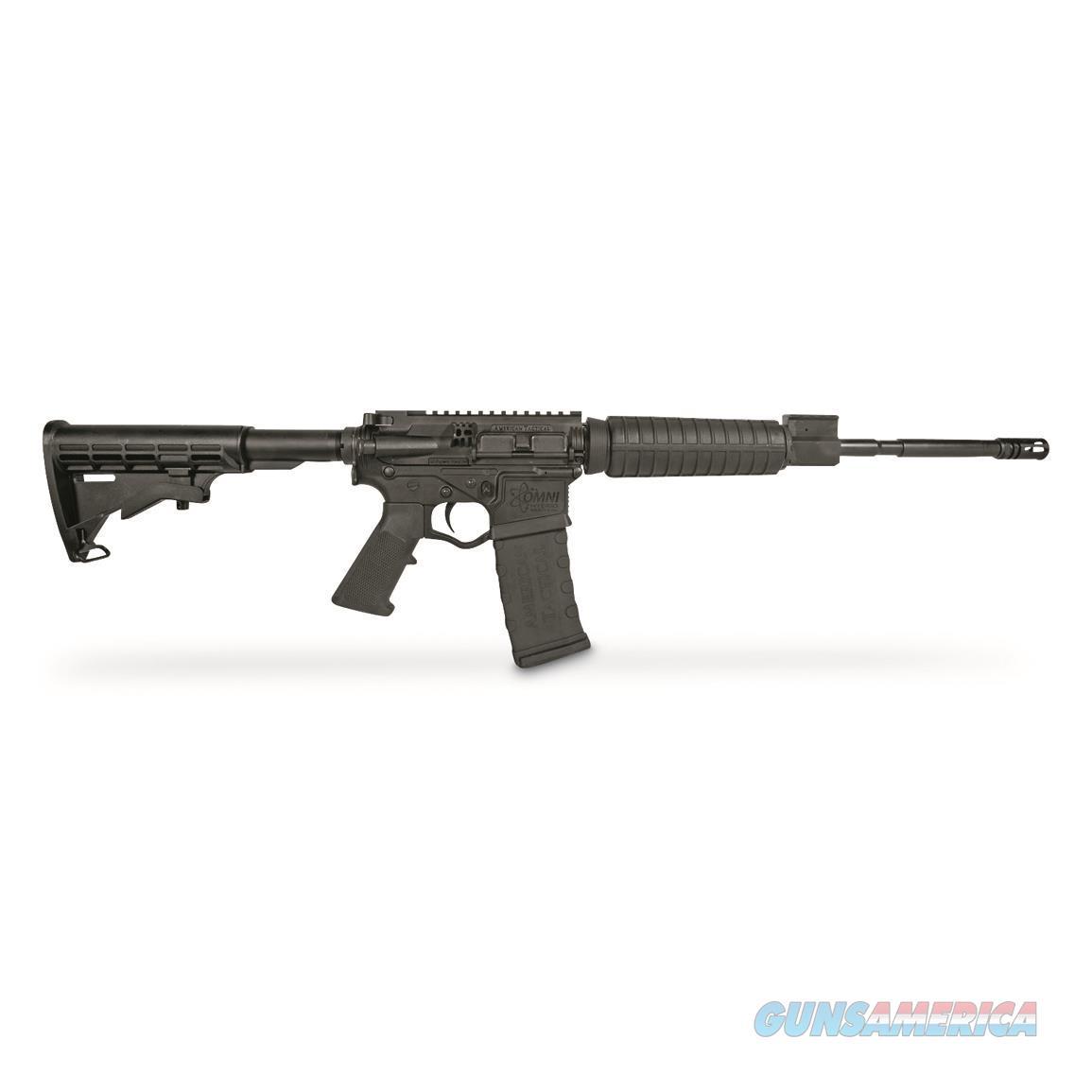 "New! - ATI Omni Hybrid P3 5.56x45mm 16"" ATIGOMX556P3  Guns > Rifles > American Tactical Imports Rifles"