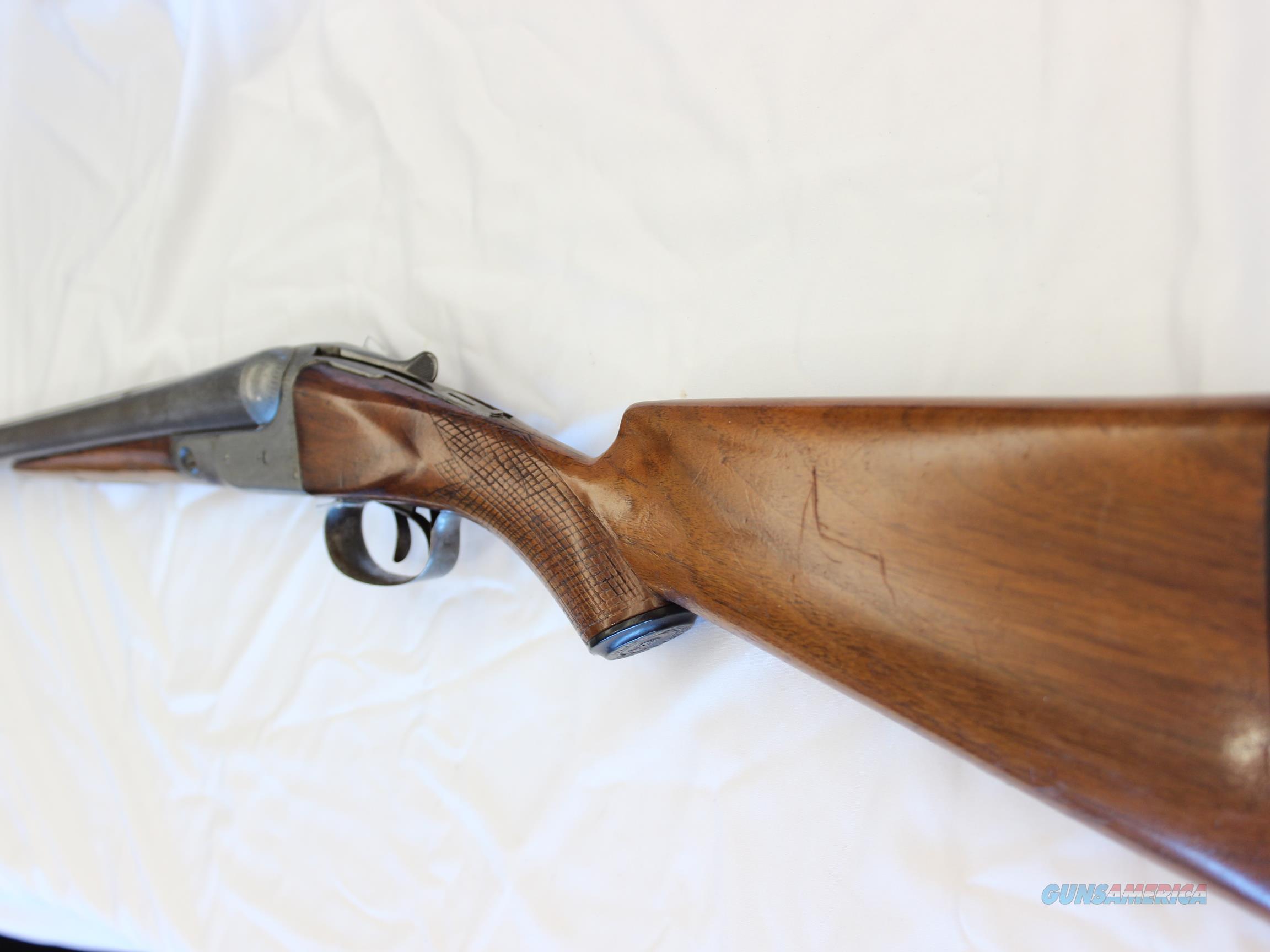 PARKER BROTHERS SXS 12GA SHOTGUN  Guns > Shotguns > Parker Shotguns