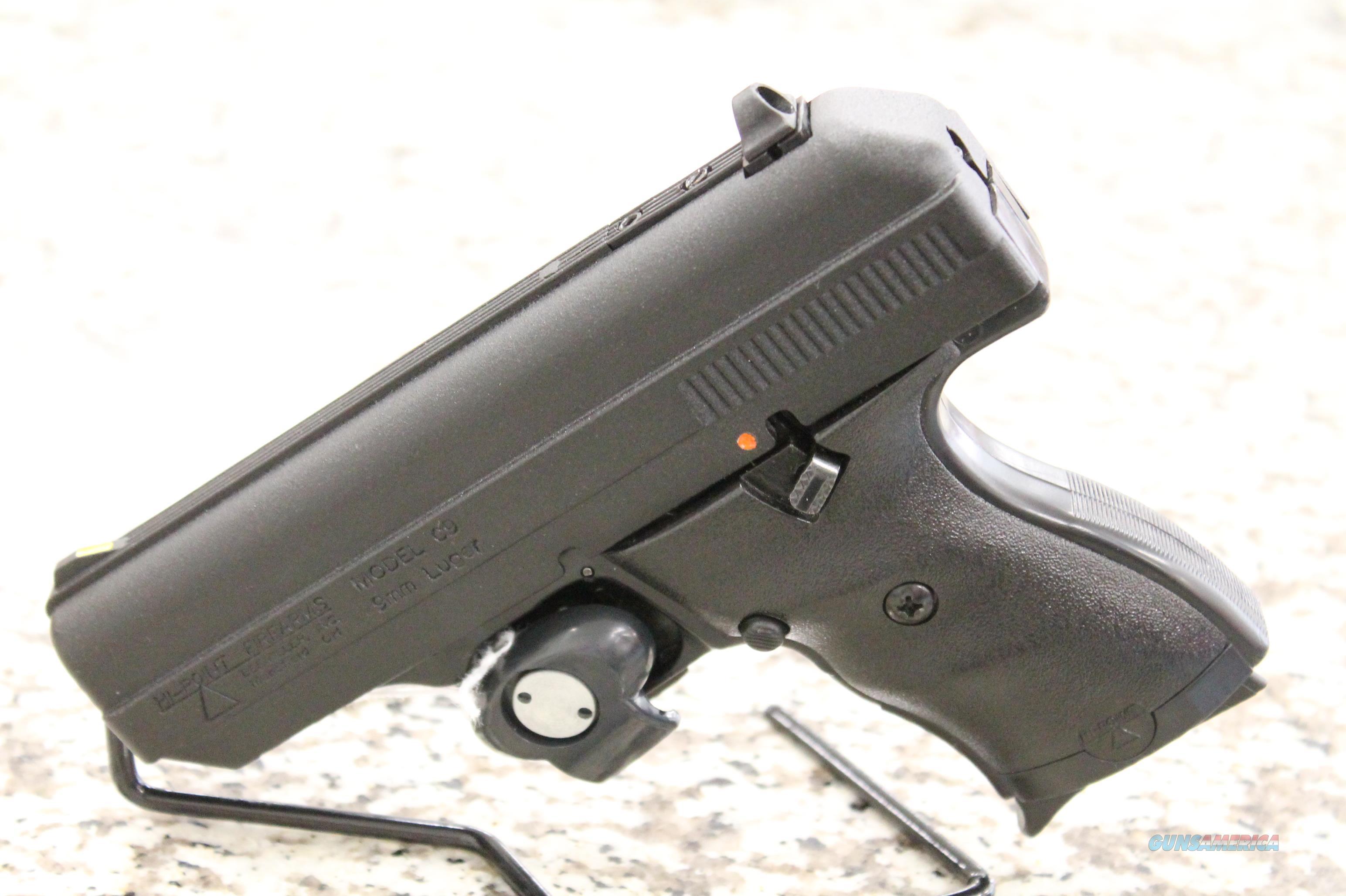 Hi-Point Firearms Model C9 9mm Pistol, 2 Mags, Soft Case  Guns > Pistols > Hi Point Pistols