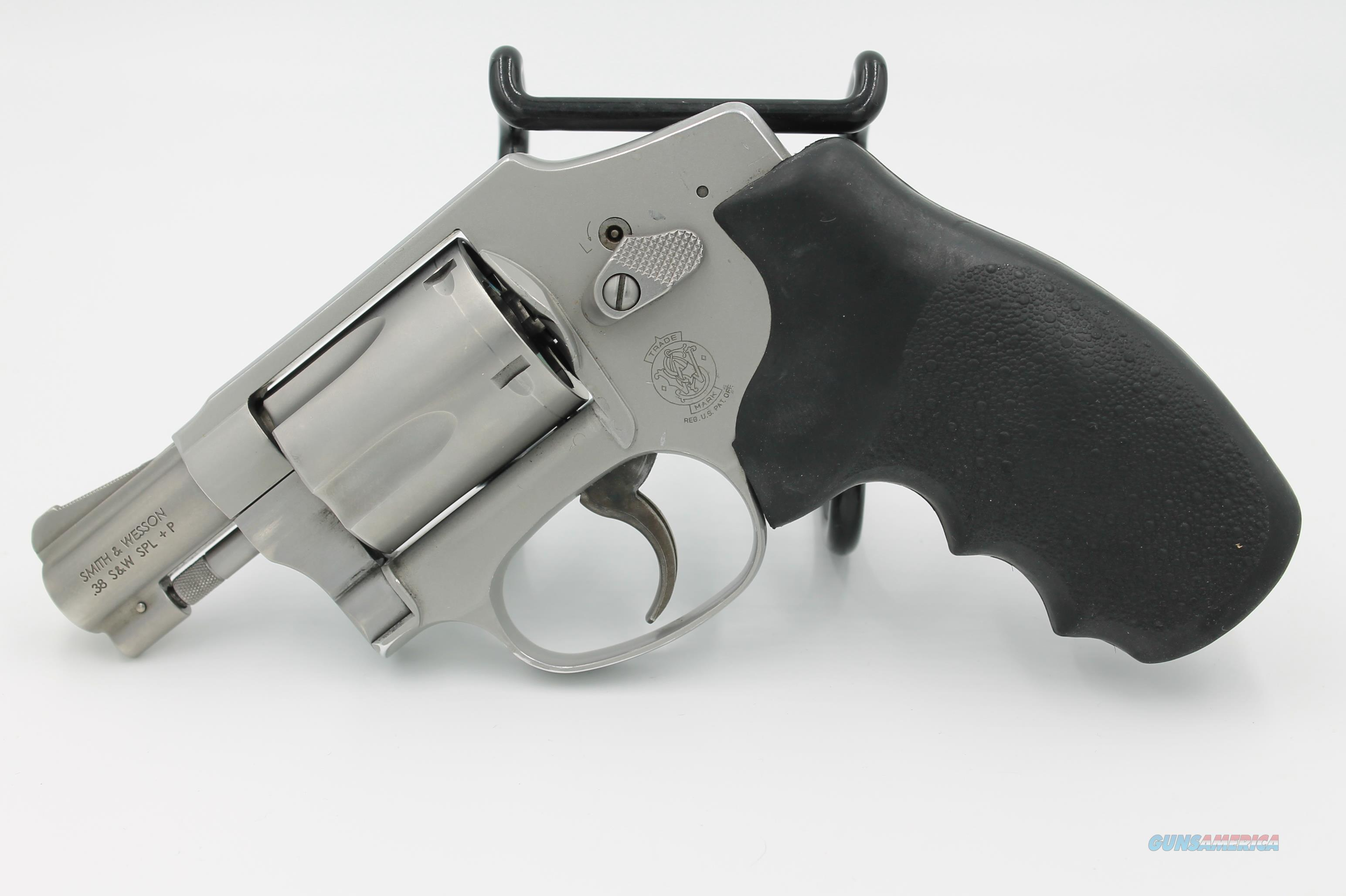 "Smith & Wesson Airweight 642-2, Revolver, .38 Special+P, 1.875"" Barrel, 5 Rounds  Guns > Pistols > Smith & Wesson Revolvers > Small Frame ( J )"