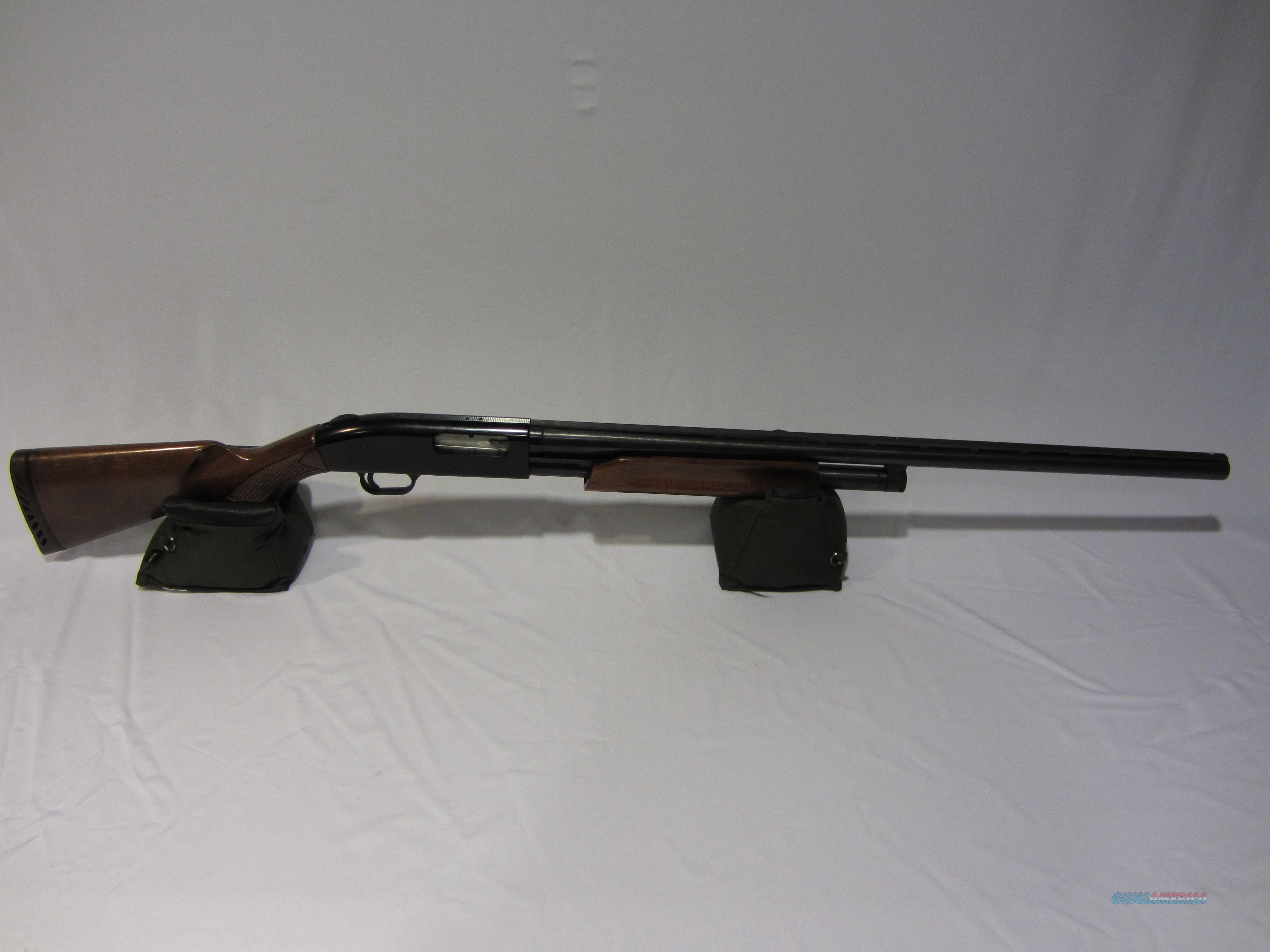 "MOSSBERG 500A 28""  Guns > Shotguns > Mossberg Shotguns > Pump > Sporting"