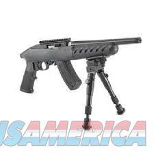 NEW Ruger Charger Takedown .22 LR Semi-Auto Pistol - Threaded Barrel - Bi-Pod  Guns > Pistols > Ruger Semi-Auto Pistols > Charger Series