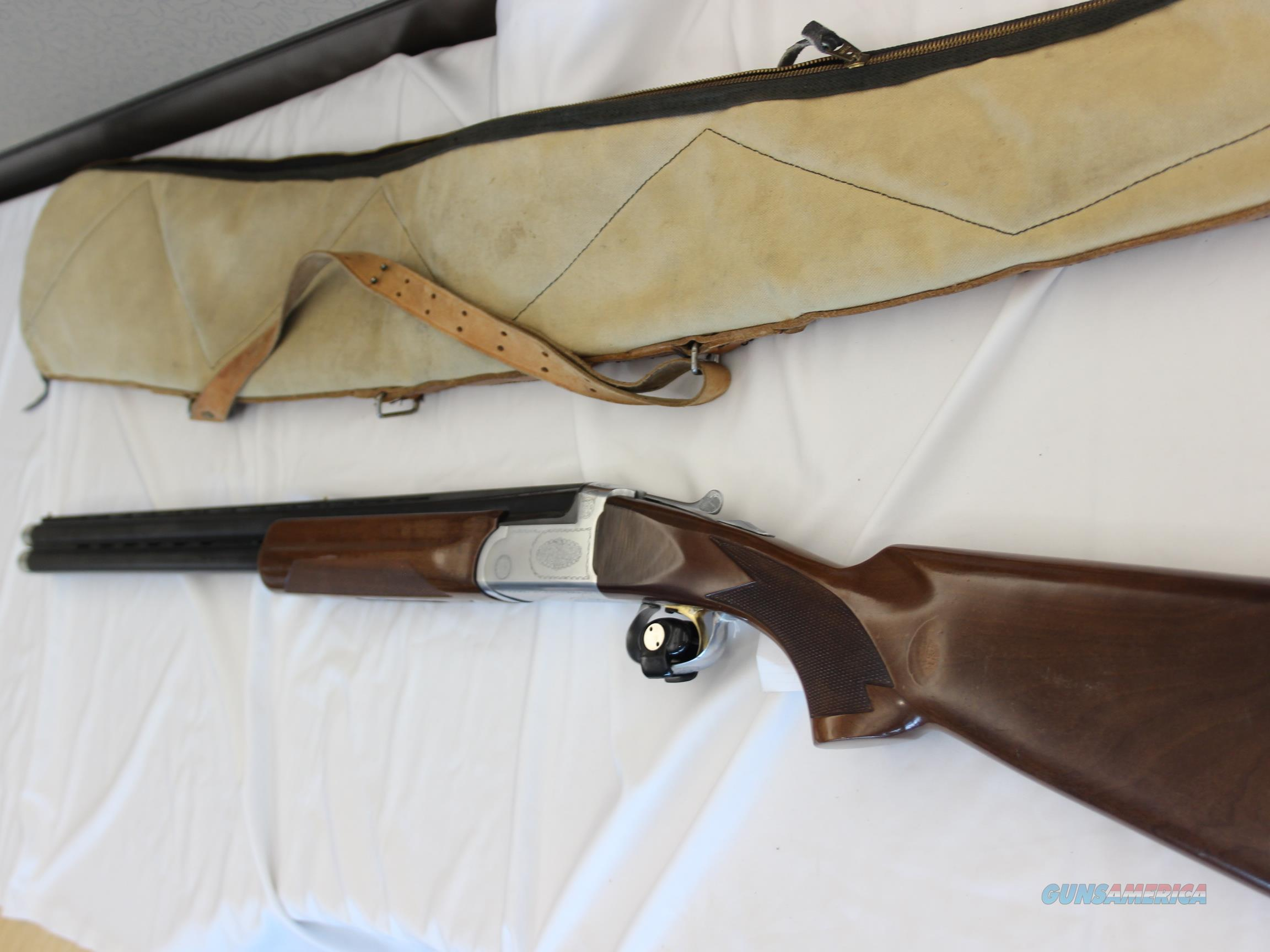 American Arms Silver II Over/Under 12 Gauge Shotgun  Guns > Shotguns > American Arms Shotguns