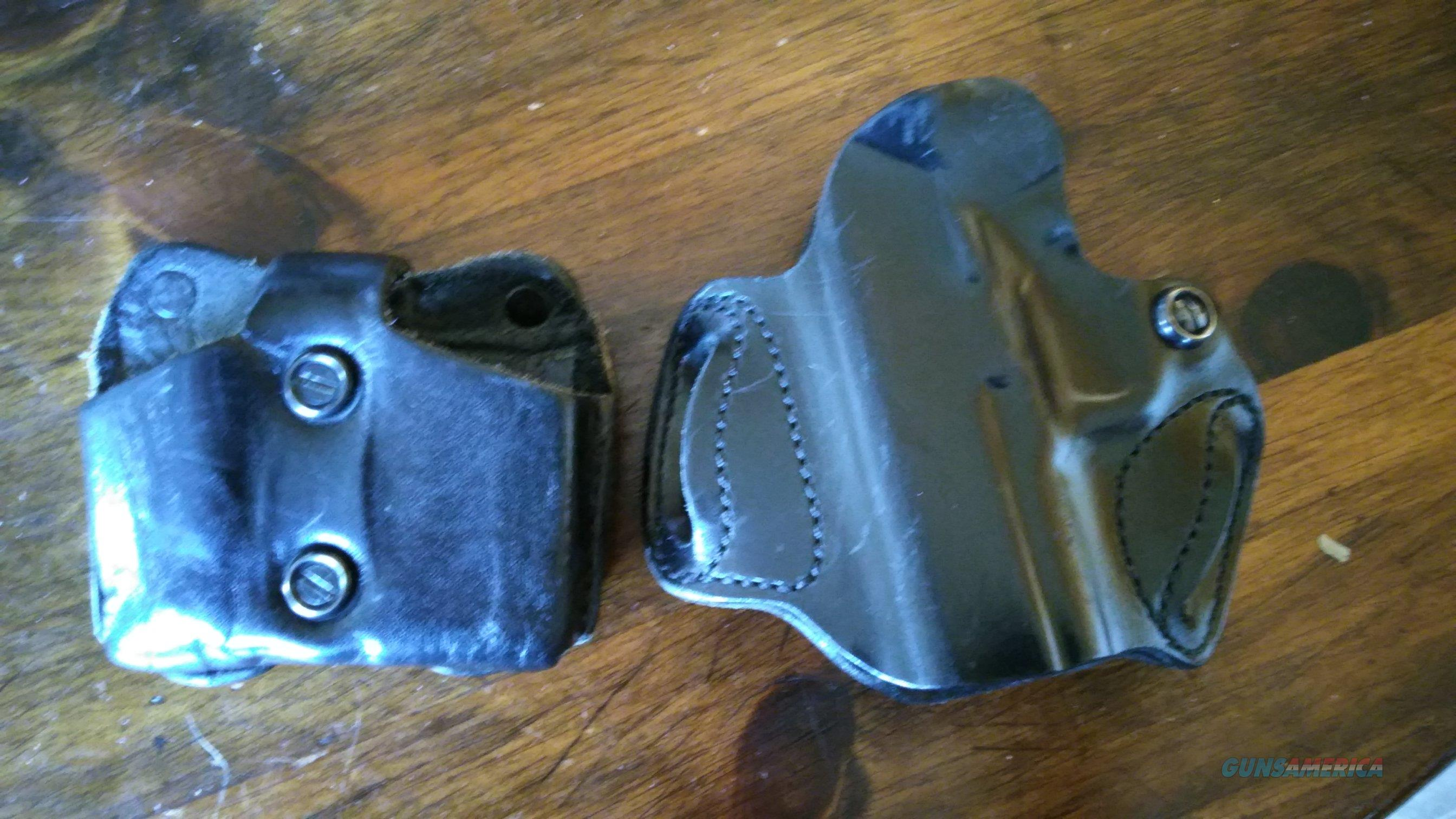 Desantis lh 1911 holster and mag pouch  Non-Guns > Holsters and Gunleather > Concealed Carry