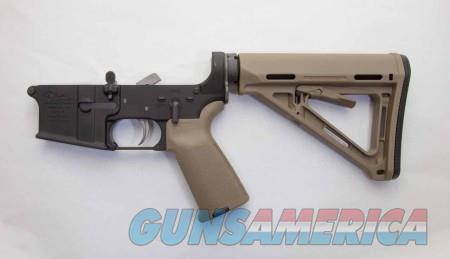 Anderson Magpul Complete AR Lower Receiver in FDE - Flat Dark Earth Multi Cal  Guns > Rifles > A Misc Rifles
