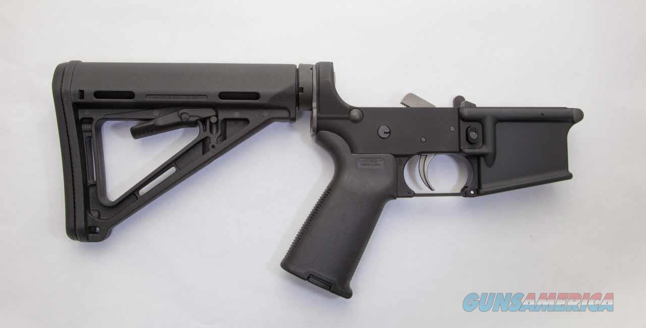 Anderson MAGPUL Complete Lower AR Receiver Assembly Multi Cal  Guns > Rifles > A Misc Rifles