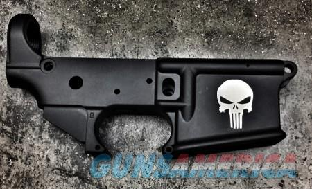 "Anderson ""Punisher"" Lower AR Receiver Multi Cal  Guns > Rifles > O Misc Rifles"