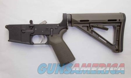 Anderson Magpul Complete AR Lower Receiver in OD Green Multi Cal  Guns > Rifles > A Misc Rifles