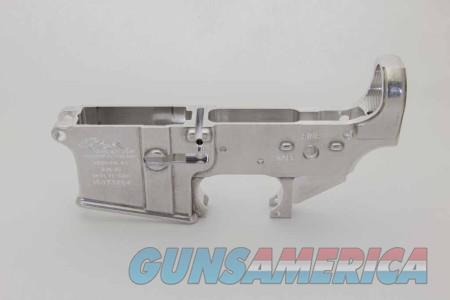 Anderson Stripped AR Lower Receiver In The White No Anodize Multi Cal  Guns > Rifles > O Misc Rifles