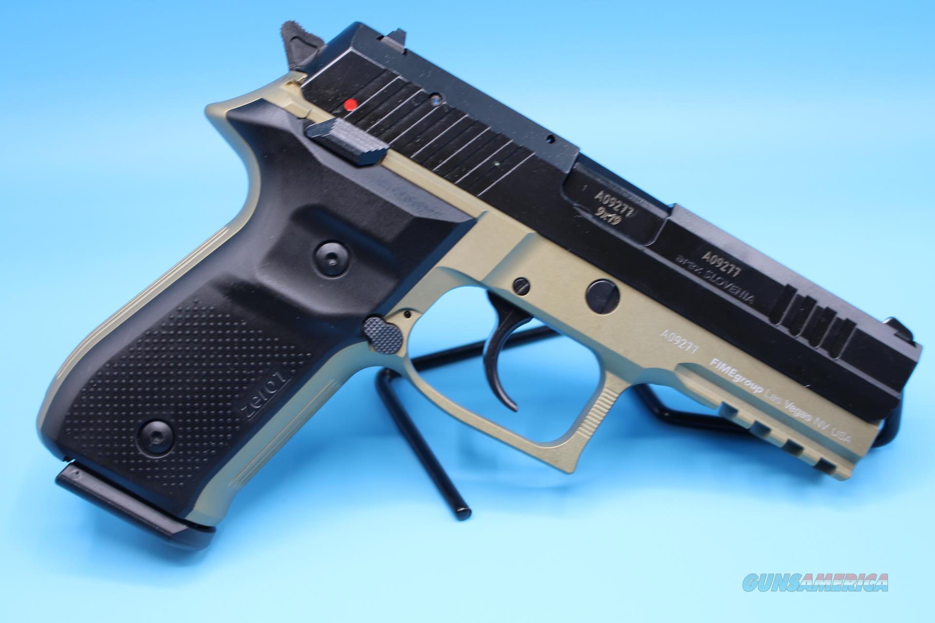 Arex Rex Zero 9mm FDE Handgun Pistol NEW  Guns > Pistols > A Misc Pistols