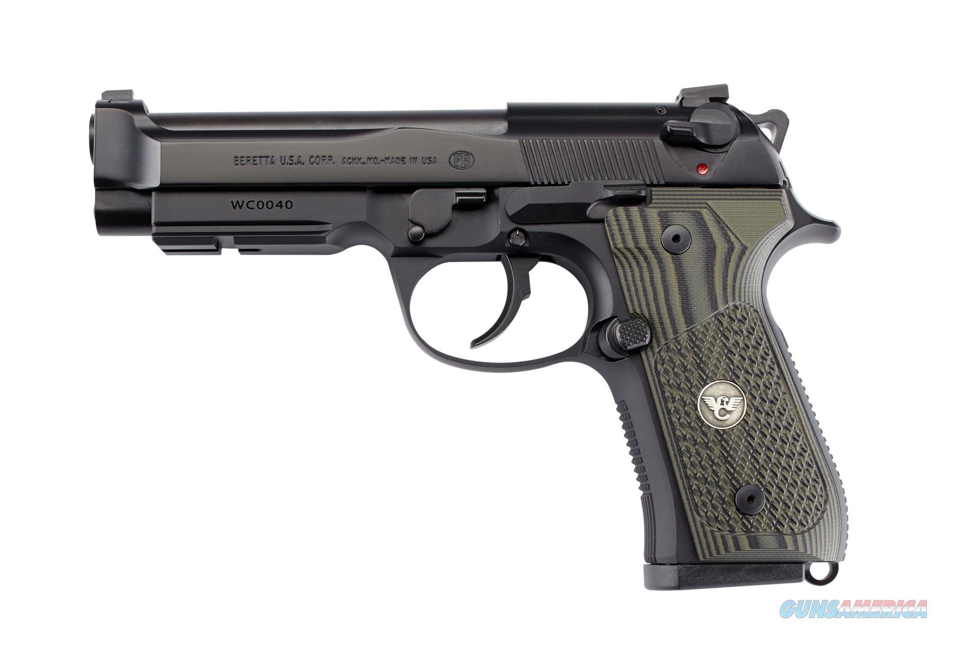 Wilson Combat 92G Beretta Brigadier 9mm Pistol  Guns > Pistols > Beretta Pistols > Model 92 Series
