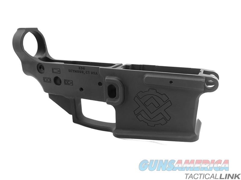 Kinetic Development Group AR15 Enhanced Billet Ambi Lower Receiver Multi Cal  Guns > Rifles > A Misc Rifles