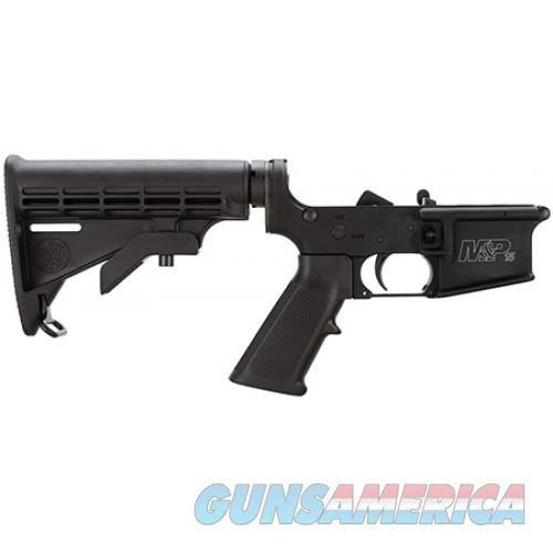 Smith and Wesson M&P 15 5.56 .223 Complete AR Lower   Guns > Rifles > Smith & Wesson Rifles > M&P