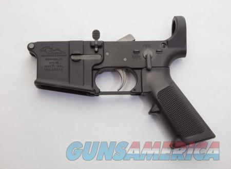Anderson Open Trigger Lower with Lower Parts Kit Installed  Guns > Rifles > A Misc Rifles