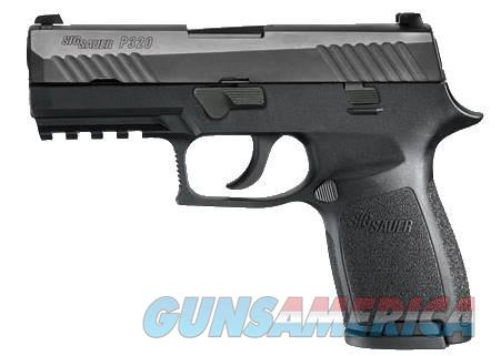 Sig Sauer P320 CARRY 9MM With Night Sights Handgun Pistol  Guns > Pistols > Sig - Sauer/Sigarms Pistols > P320