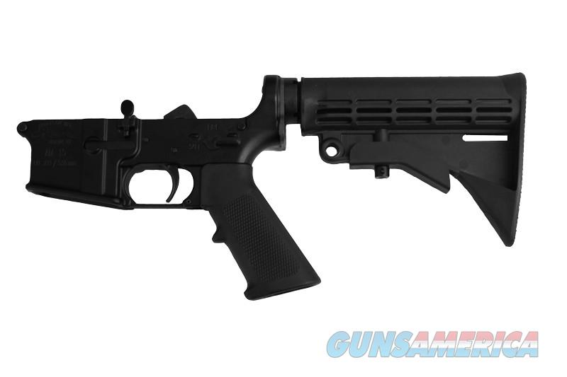 Brand New Anderson Complete AR Lower Open Trigger with std furniture  Guns > Rifles > A Misc Rifles